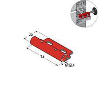 Накладка роликова проміжна Alutech RP112