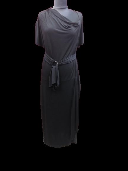 Женское платье Petro Soroka модель МТ-0709-04 черное