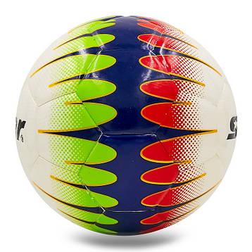 Мяч для футзала №4 Клееный-PU STAR JMU35000Y, фото 2