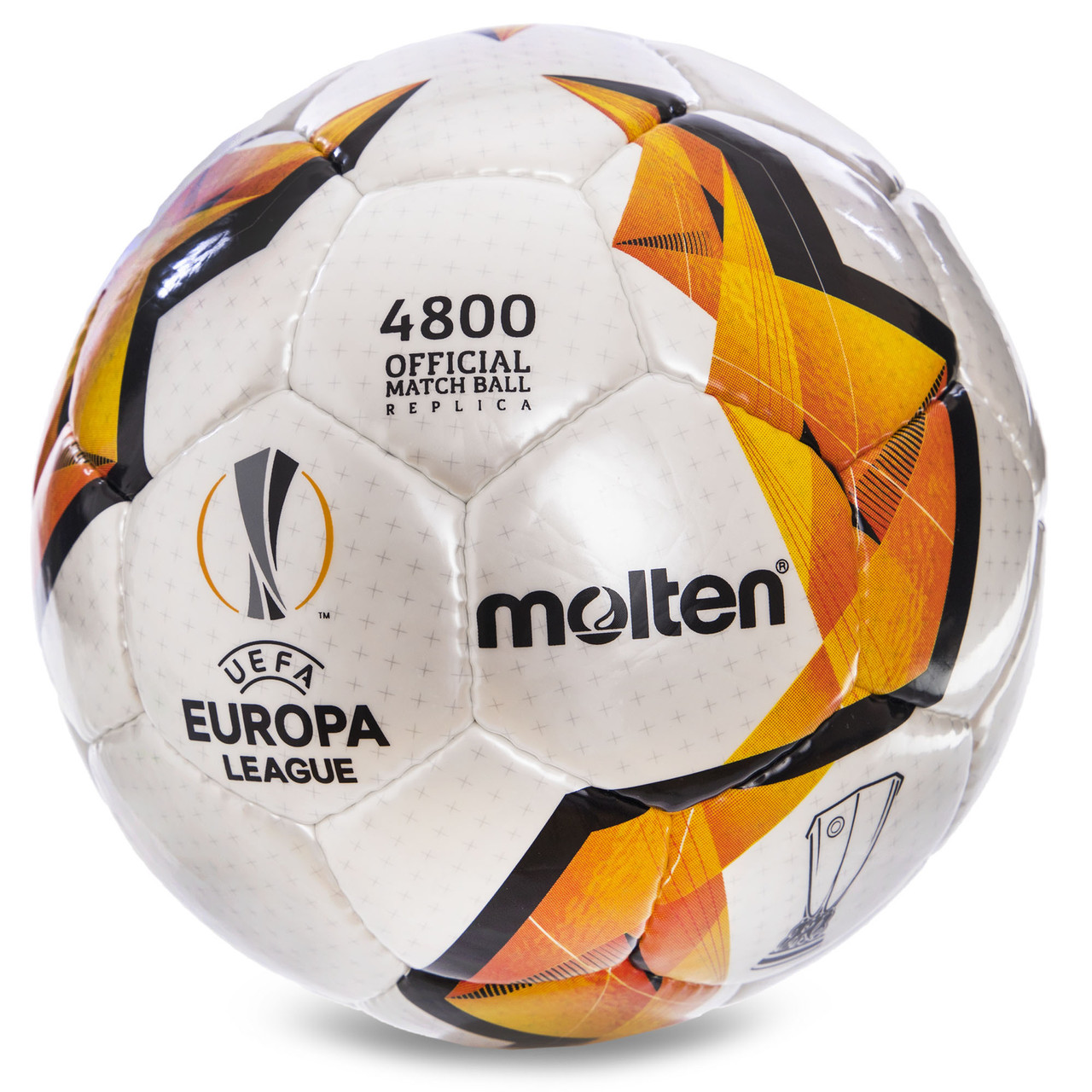 Мяч футзальный №4 ламин. MOLTEN F9V4800-KO