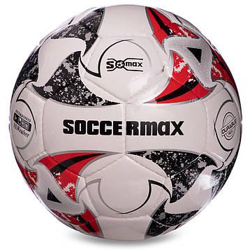 М'яч футбольний професійний №5 SOCCERMAX FIFA FB-0003, фото 2