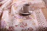 Скатерть Праздничная с Кружевом 110-150 3D «Beautiful» Прямоугольная №14, фото 3