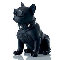 Портативная Bluetooth колонка SPS CH-M10 DOG, черная