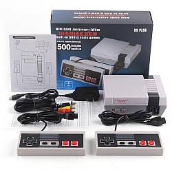Игровая приставка на 500 игр NES Game Machine Mini