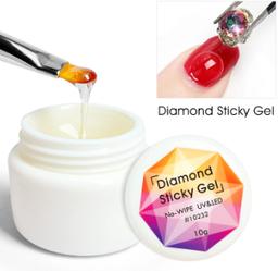 Гель-клей для страз и декора Diamond Sticky Gel, 10 г