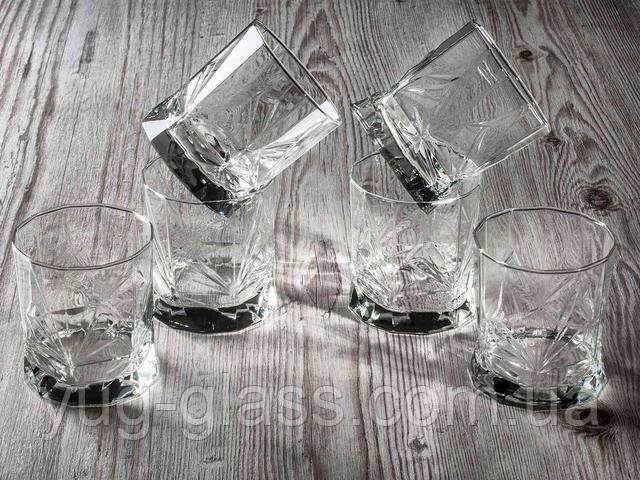 Набор стаканов для виски