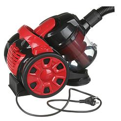 Пылесос циклонный Domotec MS 4405, напряжение 220V, мощность 3000W, пылесос безмешковый