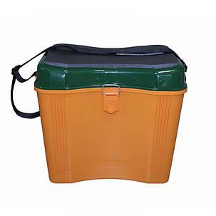 Ящик рибальський Tramp TRA-152, помаранчевий, фото 2