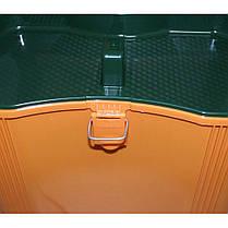 Ящик рибальський Tramp TRA-152, помаранчевий, фото 3