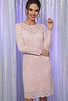 Гипюровое женское платье, фото 1