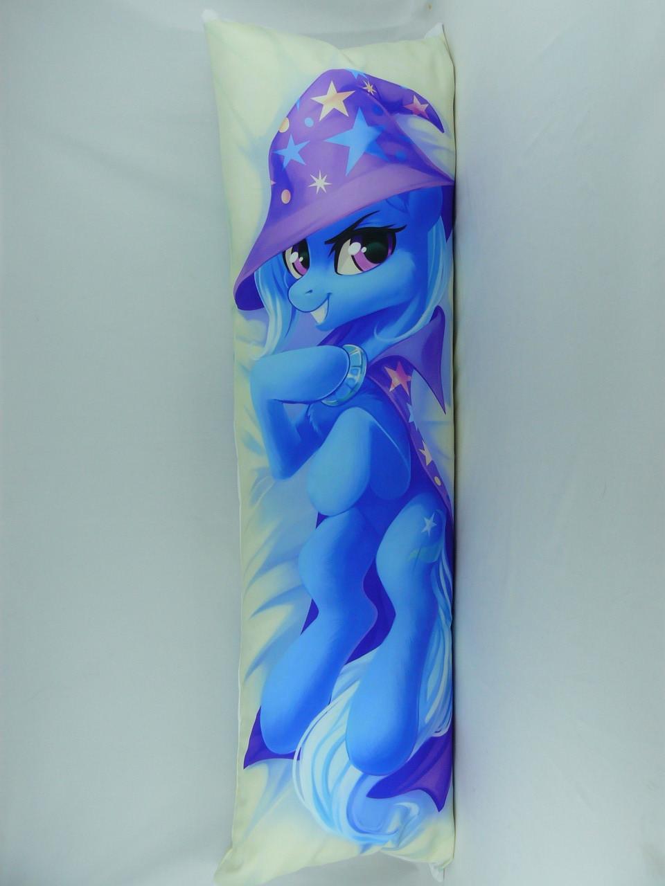 Подушка для обнимания 150 х 50 Трикси ( Trixie ) Дакимакура аниме обнимашка ростовая двухсторонняя
