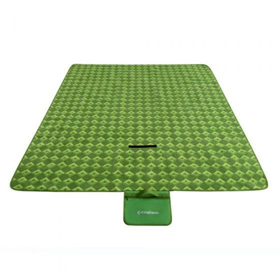 Килимок KingCamp Picnic Blankett (KG4701) Green