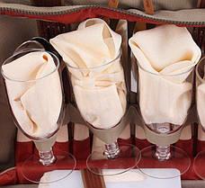 Набір для пікніка KingCamp Picnic Bag-4 (KG3798) Brown, фото 3