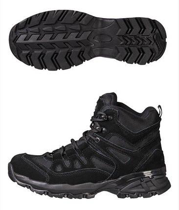 Mil-Tec Squad Boots Black Взуття тактичне EU43, фото 2