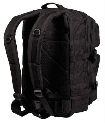 Mil-Tec Backpack US Assault Large Black Рюкзак 36L, фото 2
