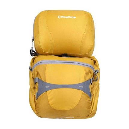 Рюкзак KingCamp Peak 45 + 5 (KB3250) Yellow, фото 2