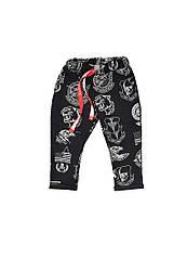 Стильные трикотажные штаны