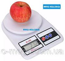 Кухонні електронні ваги від 3 г до 10 кг SF400