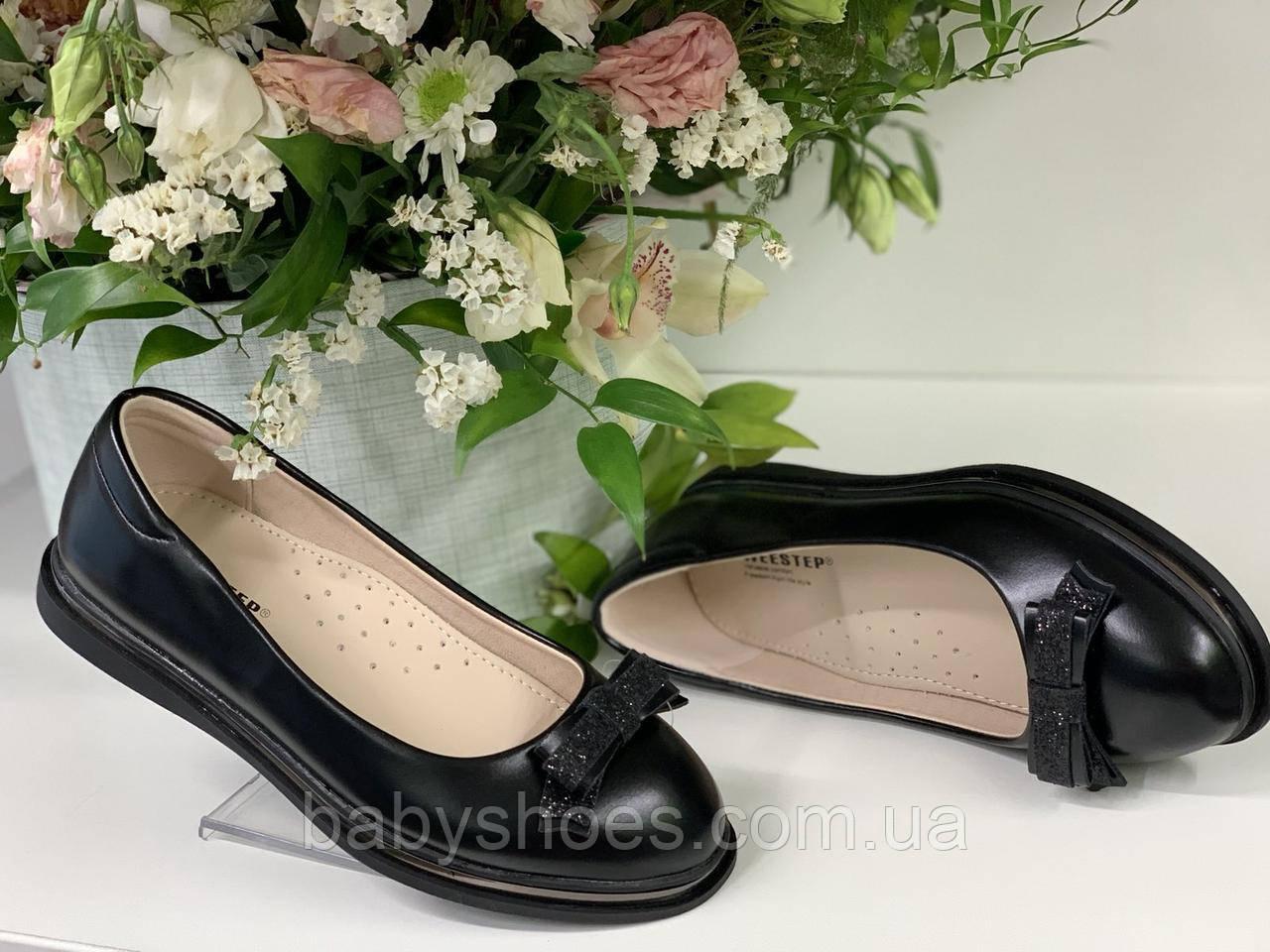 Туфли для девочки Weestep, Польша р.33-37.5 ТД-234