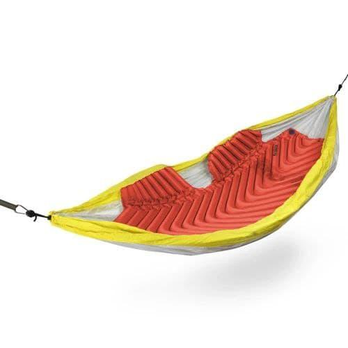 Надувной коврик Klymit Insulated Static V Luxe Hammock Ref