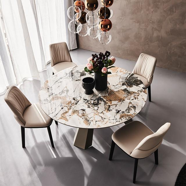 Мармуровий стіл для вітальні