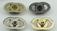 Барсеточный замок мм/мм (Т4629) нікель