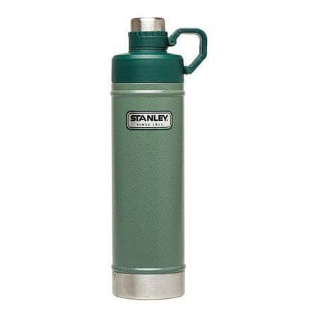Термофляга Stanley Classic Easy-Clean Water Bottle 0.75 Hammertone Green