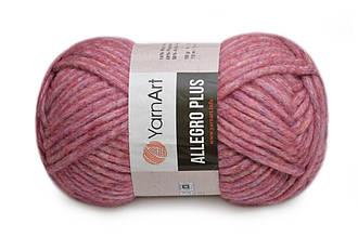 YarnArt Alegro Plus, Розовый №702