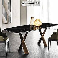 Широкоформатний стіл з мармуру., фото 1