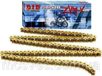 Цепь приводная  DID 50(530)ZVM-X G&G - 106ZB = 530ZVM-X G&G - 106ZB