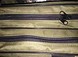 Чохол для вудилищ напівжорсткий 130 см на 2 секції, фото 5