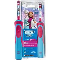 Зубная щетка Braun D 12.513K Oral-B Kids Frozen, фото 1