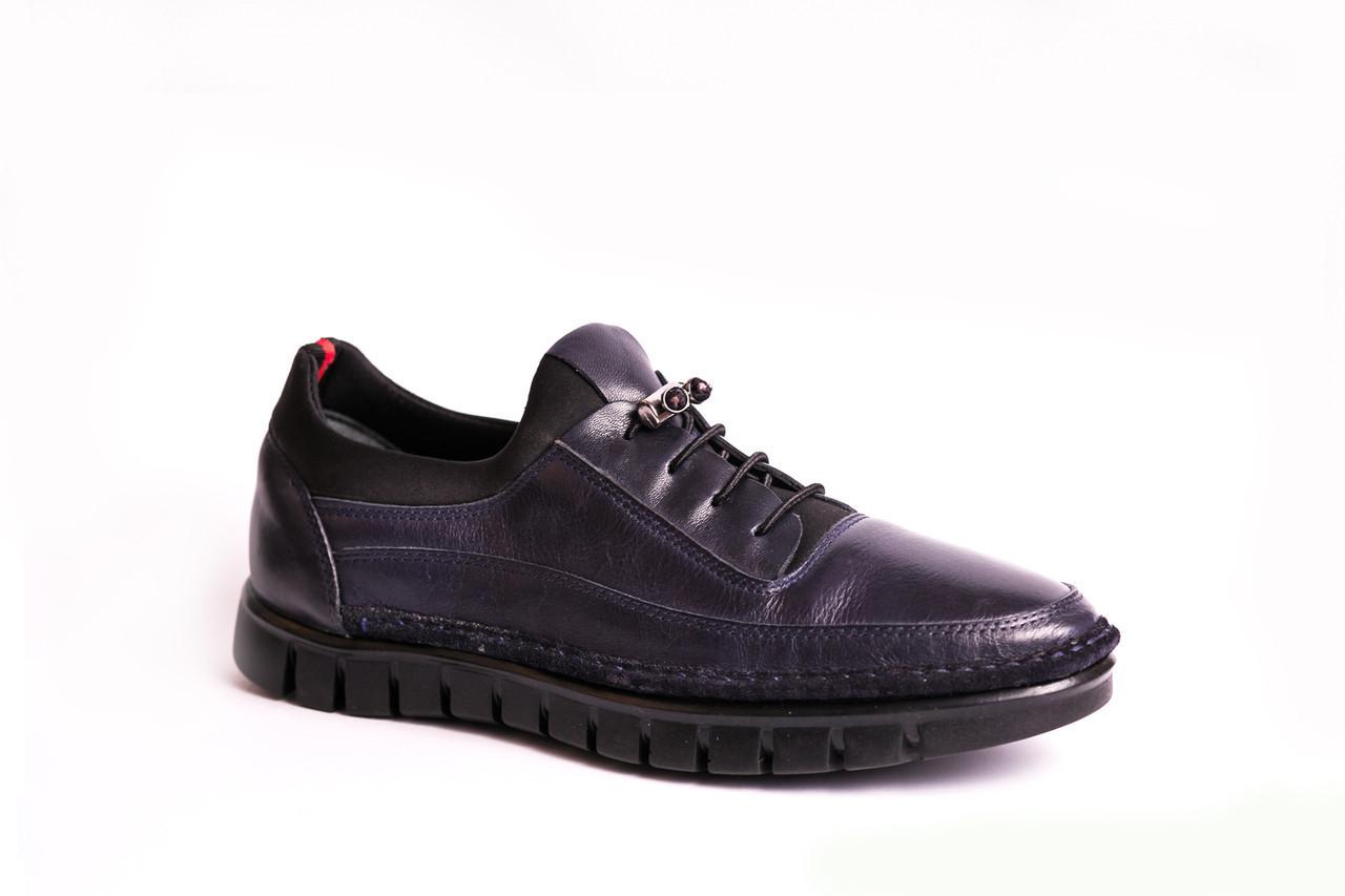 Кросівки Luciano Bellini сині