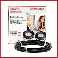 Теплый пол электрический Hemstedt DR 12.5 кабель под плитку / 36 м /  2.2 - 3.6 м² / Отопление квартиры , фото 1