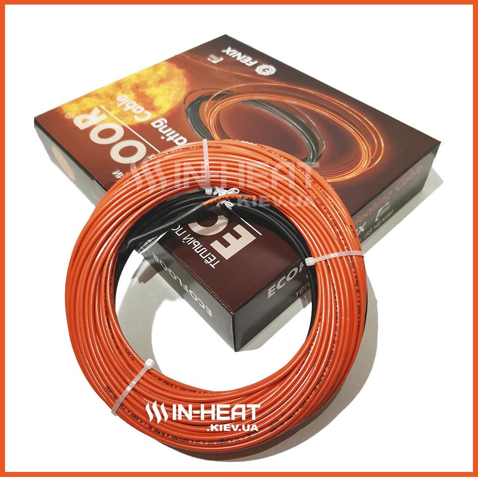 Греющий кабель Теплый пол FENIX ADSV-10 / 9.4 - 15.6 м2  / Система теплый пол с подогревом / универсальный