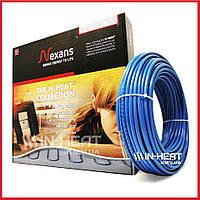 Двухжильный нагревательный кабель Nexans TXLP/2R, 11.7 м / 1.2 - 1.5 м² / 200 Вт, фото 1