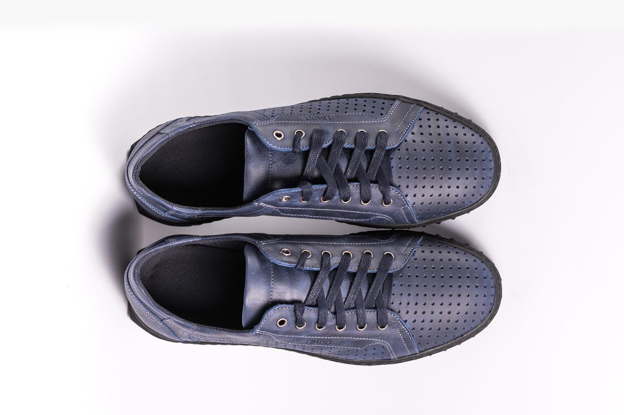 Кросівки ІКОС сині