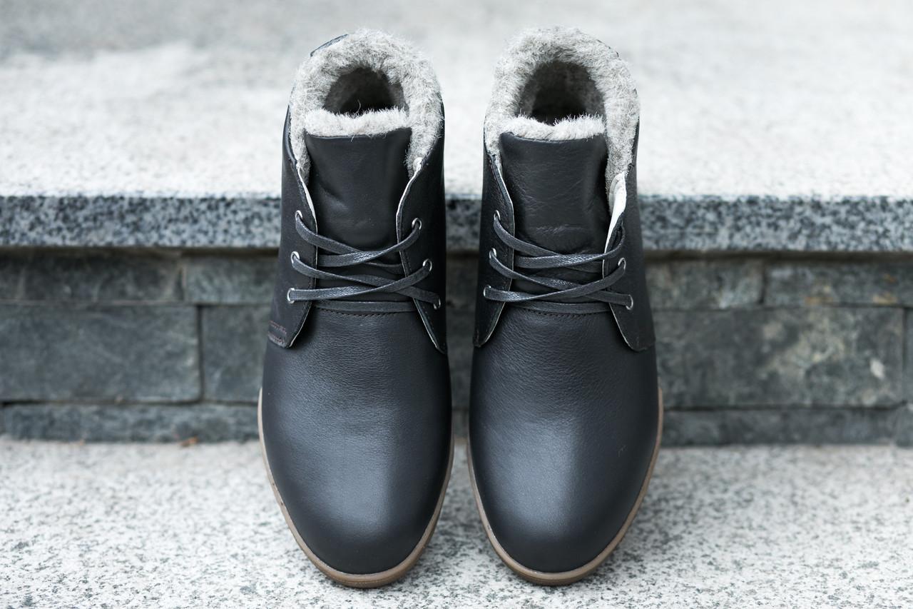 Шкіряне зимове взуття від українського виробника Affinity z 1