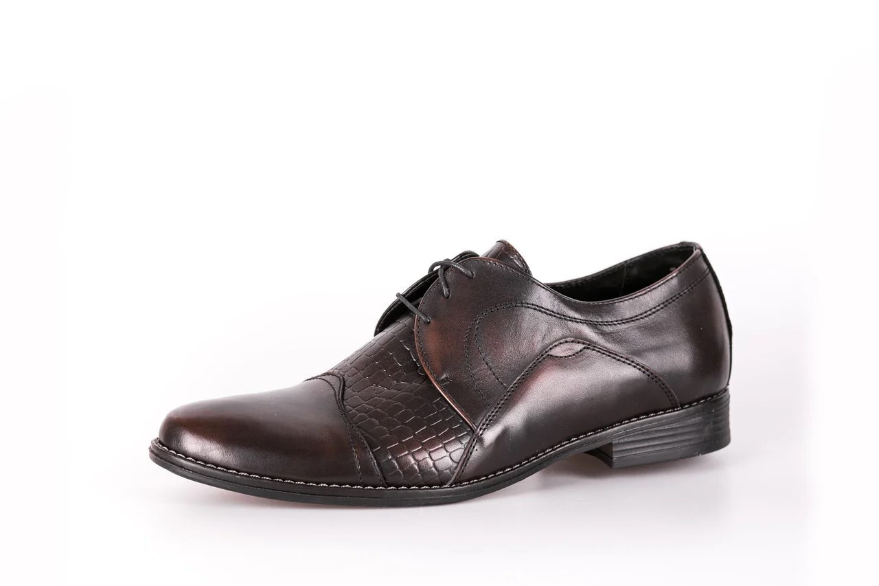 Туфлі дербі, колір кабір.