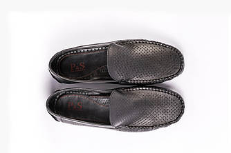 Мокасини Prime Shoes чорні