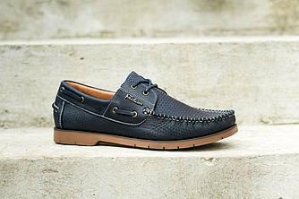 Топсайдери Prime Shoes сині - 41 розмір