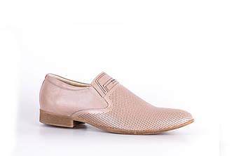 Туфлі Strado бежеві