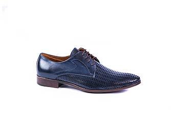 Туфлі літні Minardi сині