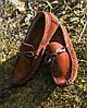 Мокасини руді замшеві Rifellini, фото 2