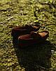 Мокасини руді замшеві Rifellini, фото 4