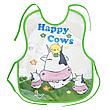 Слинявчик непромокальний для їжі з кишенею / м'який нагрудник для малюка з кишенею, фото 2