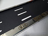 Номерная рамка для авто KIA Sportage, фото 5