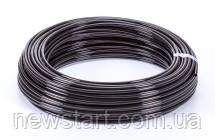 Трубка полиамидная черная для воздуха, топлива, масла и жидкой смазки 5x1
