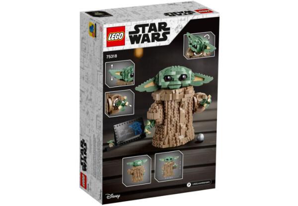 Конструктор LEGO Star Wars The Child (75318) Малыш Йода