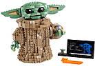 Конструктор LEGO Star Wars The Child (75318) Малыш Йода, фото 6
